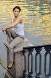Bella ragazza Fotografia Stock Libera da Diritti