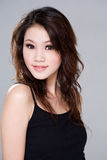 Bella ragazza asiatica Immagini Stock Libere da Diritti
