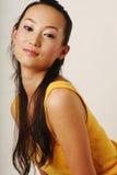 Bella ragazza cinese Immagini Stock