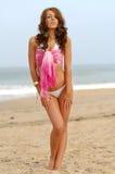 Bella ragazza del bikini fotografia stock libera da diritti