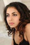 Bella ragazza del Medio-Oriente Fotografia Stock Libera da Diritti