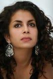 Bella ragazza del Medio-Oriente Fotografie Stock Libere da Diritti