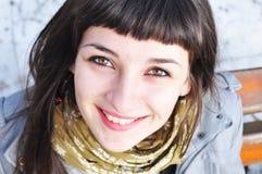 Bella ragazza dell'adolescente Fotografie Stock Libere da Diritti
