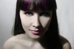 Bella ragazza perfetta Fotografie Stock