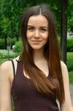 Bella ragazza russa Fotografia Stock Libera da Diritti