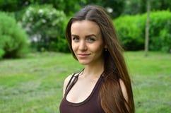 Bella ragazza russa Immagine Stock