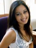 Bella ragazza sorridente immagini stock libere da diritti