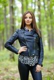 Bella ragazza teenager Fotografia Stock Libera da Diritti