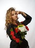 Bella ragazza ucraina Fotografie Stock Libere da Diritti