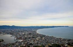 Bella scena a Hakodate Japan1 Fotografie Stock