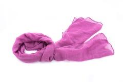 Bella sciarpa multicolore Fotografie Stock