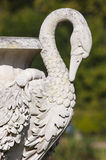 Bella scultura nei giardini di Kensington Fotografie Stock Libere da Diritti