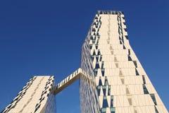 Bella Sky Hotel en Copenhague, Dinamarca Imagen de archivo