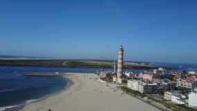 Bella spiaggia stock footage