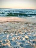 Bella spiaggia fotografia stock
