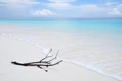 Bella spiaggia in Tailandia Fotografia Stock Libera da Diritti