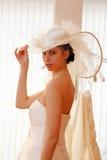 Bella sposa. immagini stock libere da diritti