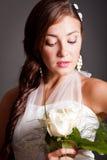 Bella sposa Fotografie Stock