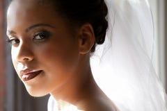 Bella sposa Immagini Stock Libere da Diritti