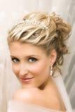 Bella sposa Fotografie Stock Libere da Diritti