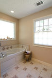 Bella stanza da bagno Immagine Stock Libera da Diritti
