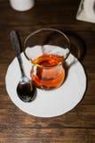 Bella tazza di tè Fotografia Stock Libera da Diritti