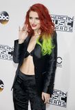 Actress Bella Thorne. Bella Thorne at the 2016 American Music Awards held at the Microsoft Theater in Los Angeles, USA on November 20, 2016 royalty free stock images