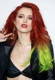 Actress Bella Thorne. Bella Thorne at the 2016 American Music Awards held at the Microsoft Theater in Los Angeles, USA on November 20, 2016 royalty free stock photo