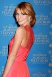 Bella Thorne arriva ai 2012 Premi Emmy creativi di giorno immagine stock