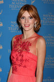 Bella Thorne arrives at the 2012 Daytime Creative Emmy Awards Royalty Free Stock Images