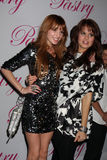 Bella Thorne,Debby Ryan Royalty Free Stock Image