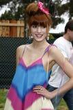 Bella Thorne, Elizabeth Glaser Royalty Free Stock Photography
