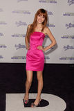 Bella Thorne,Justin Bieber Stock Photo
