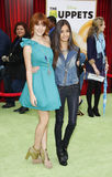 Bella Thorne and Pia Mia Stock Images