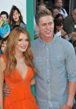 Bella Thorne & Tristan Klier Stock Photography