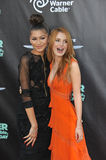 Bella Thorne & Zendaya Stock Images