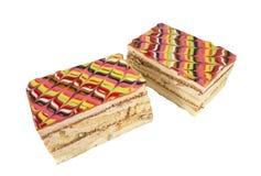 Bella torta Immagine Stock