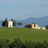 Bella Toscana Fotografia Stock