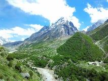 Bella valle Immagini Stock Libere da Diritti