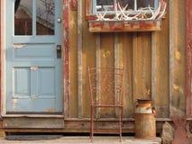 Bella vecchia cabina Immagini Stock