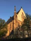 Bella vecchia chiesa Immagini Stock