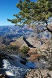 Bella vista del Grand Canyon Fotografia Stock