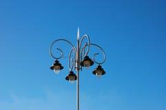 Bella vista delle lampade Fotografia Stock