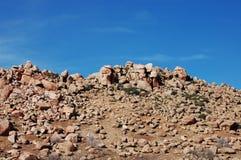 Bella vista delle montagne Fotografie Stock Libere da Diritti