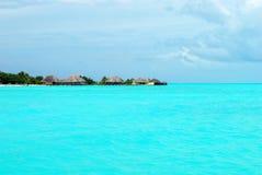 Bella vista di oceano Fotografia Stock Libera da Diritti
