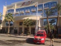 Bella Vista Hotel Royalty Free Stock Photos