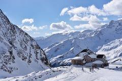 Bella Vista Mountain Refuge stock photos