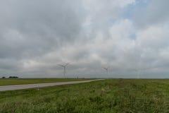 Bella vista occidentale di Oklahoma immagini stock libere da diritti