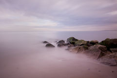 Bella vista sul mare Fotografia Stock Libera da Diritti