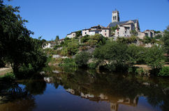 Bellac, Haute-Vienne, France Stock Photography